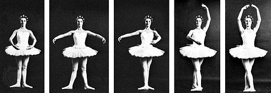 balett alap pozíciók
