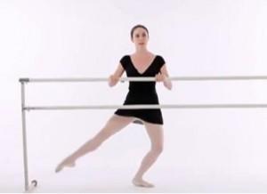 assemblé - balett kis ugrás