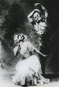 a balett kialakulása