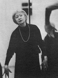 Galina Szergejevna Ulanova